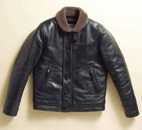 HF N-1 皮革外套(Single)