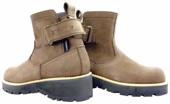 EG BROWN(A) 車靴