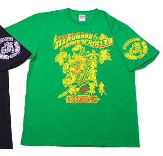 【KADOYA】HINOMARU ROCKN ROLLER T恤 - 「Webike-摩托百貨」