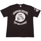 【KADOYA】Fireball express! Wherever ROCK ON THE ROLL T 恤