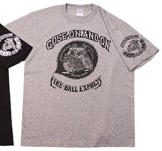 Fireball express! Even where T 恤