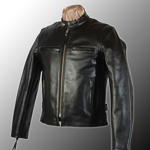 KS LEATHER FPS-1皮革外套