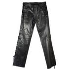 【KADOYA】KS LEATHER Sidewinder3 皮革褲