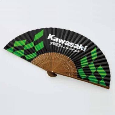 Kawasaki 競賽型扇子