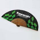 【KAWASAKI 川崎】Kawasaki 競賽型扇子