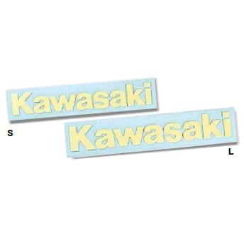 Kawasaki 夜光貼紙