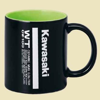 【KAWASAKI】Kawasaki馬克杯 - 「Webike-摩托百貨」