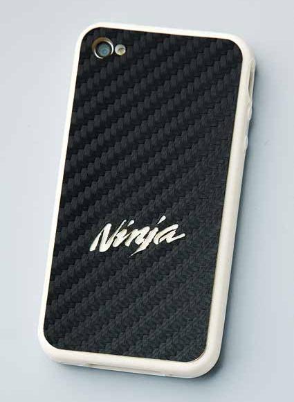 Kawasaki Ninja iPhone4S背面保護貼