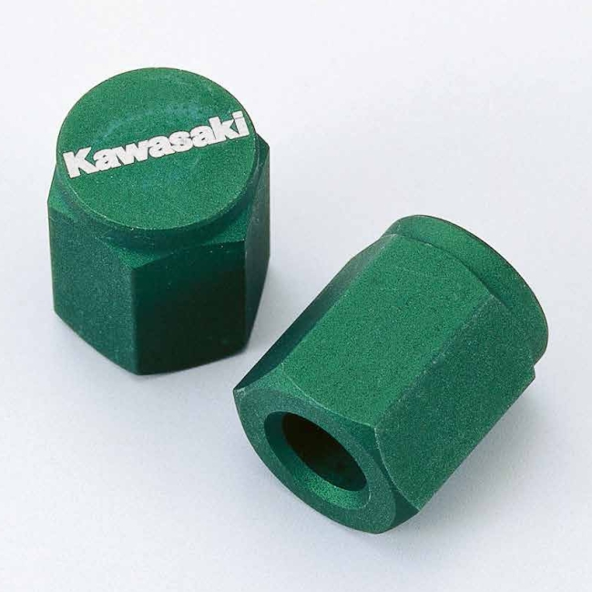 Kawasaki 氣嘴蓋