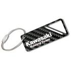 【KAWASAKI】Kawasaki 競賽型車隊碳纖維鑰匙圈 - 「Webike-摩托百貨」