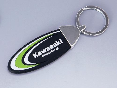 Kawasaki 橢圓鑰匙圈2G