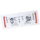 【KAWASAKI】Kawasaki 風神雷神日本手拭巾 - 「Webike-摩托百貨」