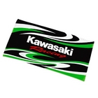 【KAWASAKI 川崎】Kawasaki 車隊浴巾
