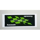 【KAWASAKI 川崎】Kawasaki 勝利格紋毛巾