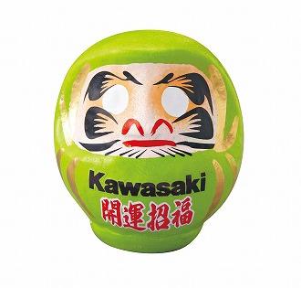 Kawasaki 開運達摩