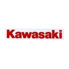 【KAWASAKI 川崎】Kawasaki 轉印貼紙(純文字)