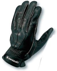 Kawasaki 簡易皮革手套