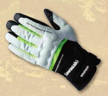 KAWASAKI 靈活冬季手套