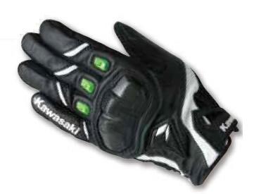 KAWASAKI 防護冬季手套