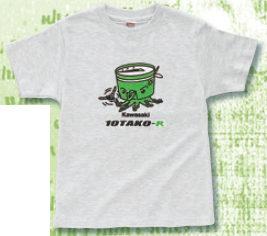 Kawasaki KIDs OctopusT恤
