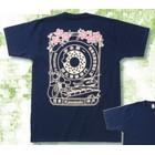 【KAWASAKI(川崎)】Kawasaki 風格T恤(安全第一)