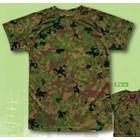 【KAWASAKI 川崎】Kawasaki 軍事風格T恤