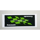 【KAWASAKI】Kawasaki 勝利格紋毛巾 - 「Webike-摩托百貨」