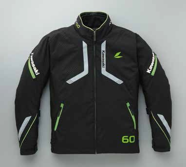 Kawasaki Langley 全季節夾克