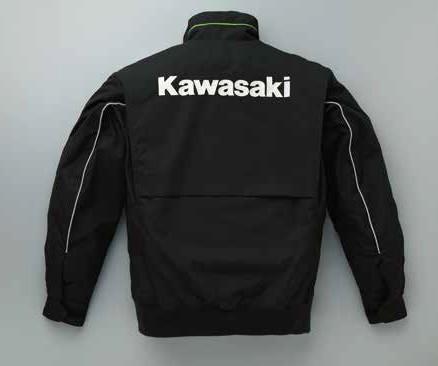 【KAWASAKI】KAWASAKI 冬季技師外套 - 「Webike-摩托百貨」