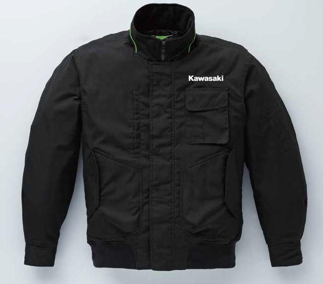 KAWASAKI 冬季技師外套