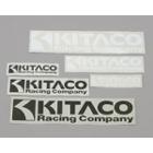 KITACO:キタコ/KITACO ロゴステッカー 抜き文字タイプ