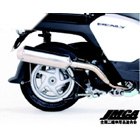 【KITACO】Taper End Up 全段排氣管 - 「Webike-摩托百貨」
