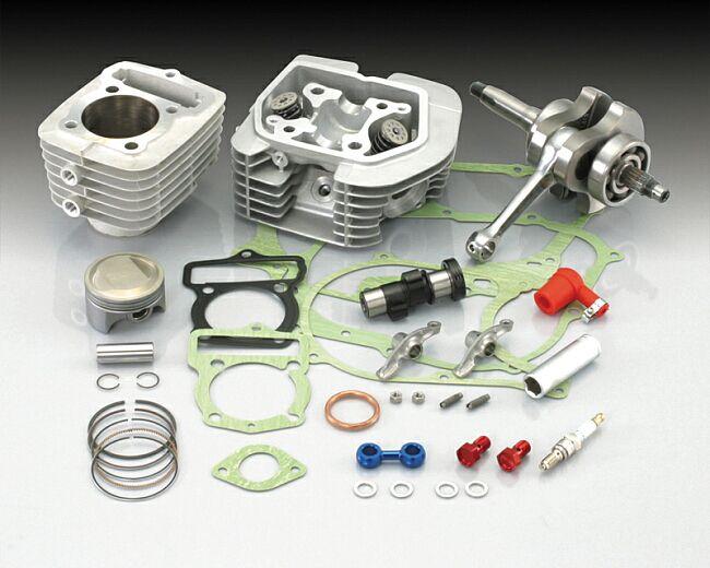 125cc SE2-PRO 加大缸徑套件