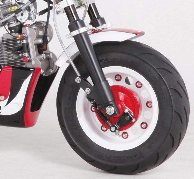 【KITACO】8英吋鋁合金加寬輪框 - 「Webike-摩托百貨」