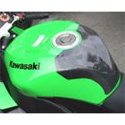 【CLEVERWOLF】碳纖維油箱保護貼(平織)