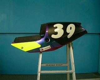 【CLEVERWOLF】單座整流罩 Type 5 - 「Webike-摩托百貨」