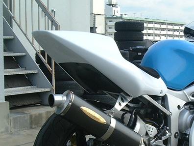 【CLEVERWOLF】Race Type 單座整流罩 - 「Webike-摩托百貨」