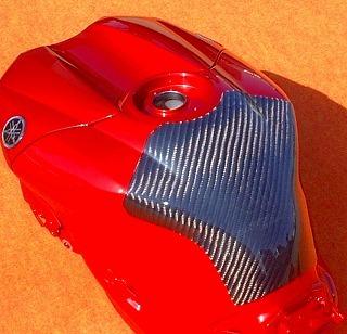 碳纖維油箱保護貼(平織)