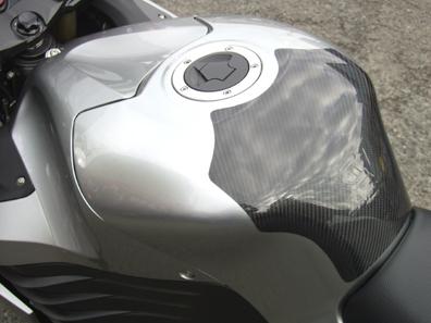 碳纖維油箱保護貼 (平織)