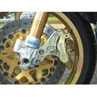 【CLEVERWOLF】標準型卡鉗固定座 正立式前叉專用