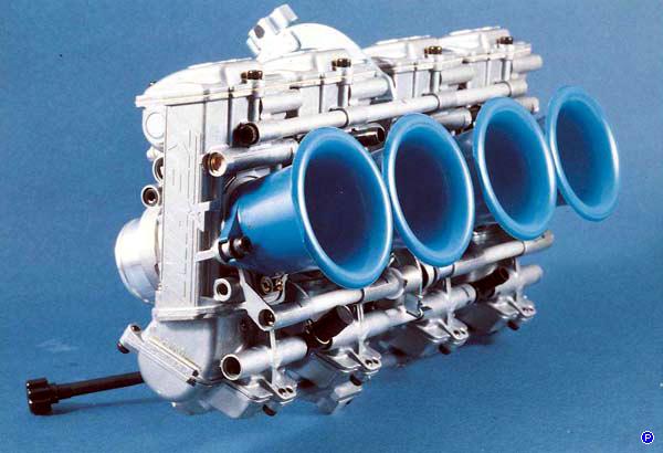 FCR化油器