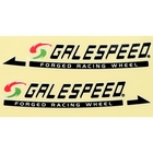 【GALE SPEED】Rotation貼紙 左右一組