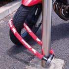 【GODZILLA】Chain Lock 08 鏈鎖小型圓筒鎖形式 - 「Webike-摩托百貨」
