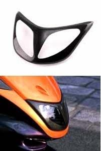 RS頭燈護蓋