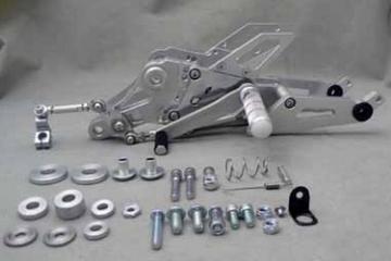 競賽型腳踏後移套件(電鍍形式)
