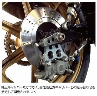 【SUNSTAR】傳統型TYPE-II 後煞車碟盤 - 「Webike-摩托百貨」