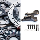 SUNSTAR PremiumRacing disk rotor and Caliper support set<!---->