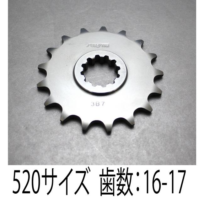 競賽專用 前齒盤(520轉換用)