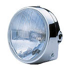Moto180ΦS 頭燈