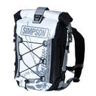 【SIMPSON】防水背包/白色